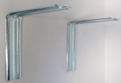 L Shaped Steel Cistern Support Wall Brackets